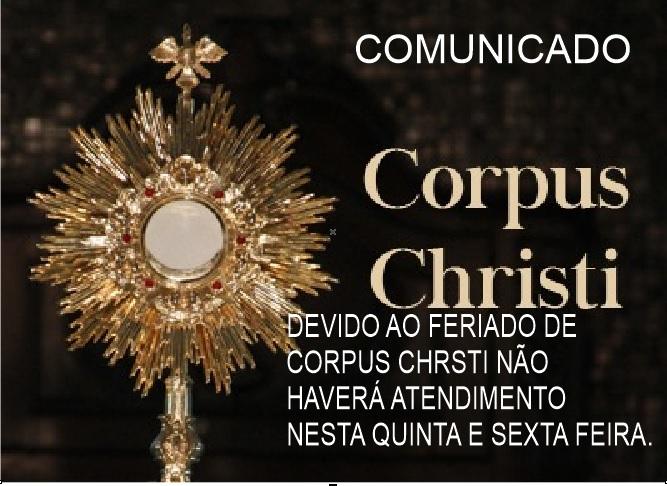 Comunicado Corpus
