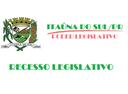 Recesso Legislativo da Câmara Municipal de Itaúna do Sul/PR