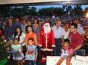 Vereadores participam do Natal Encantado
